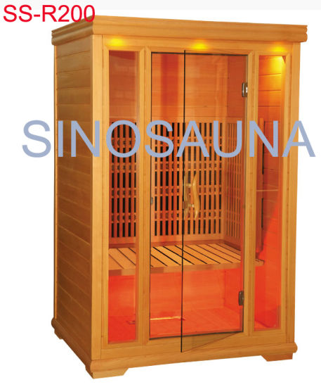 Domestic Sauna Steam Room Far Infrared Cabin (SS-R200)