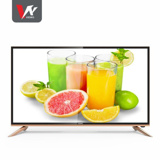 """Tempered Glass Home TV 38.5""""HD LCD LED TV with T2 S2"""