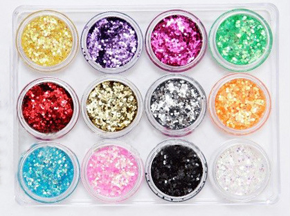 Nail Decoration Nail Art Spangle Set pictures & photos