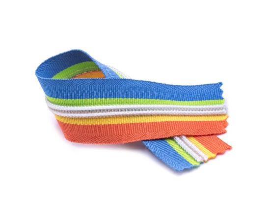 3# 5# Nylon Zipper with Rainhow Color Tape/Top Quality