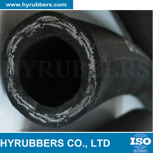China Wholesale Steel Wire Braided Hydraulic Hose