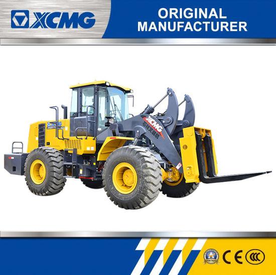 XCMG 18 Ton Stone Forklift Front Loader Lw500kv-T18 Price