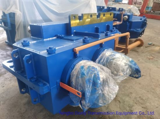 High Quality Vertical Type Gearbox for Rolling Mill