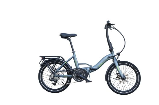 2022 Popular Ebike EU Standard 250W/36V/9.6ah MID-Battery Electric Bicycle
