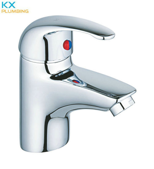 Competitive Price Brass Wash Basin Faucet (KX-F1008)