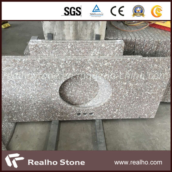 Chinese Red Brown Granite G648 Countertops for Kitchen and Bathroom Vanity