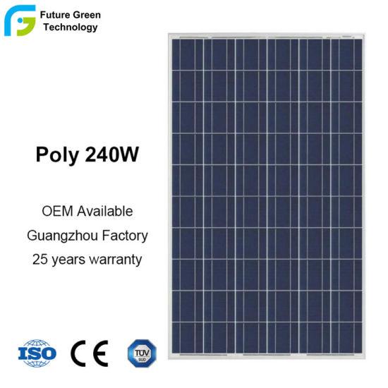 A Grade Solar Panel 250W Solar Panels for Sale