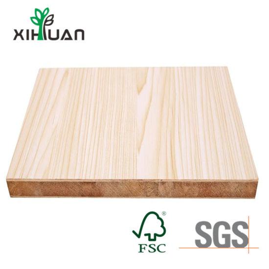 Superbe Wood Finger Joint Laminated Board Backing Board For Furniture