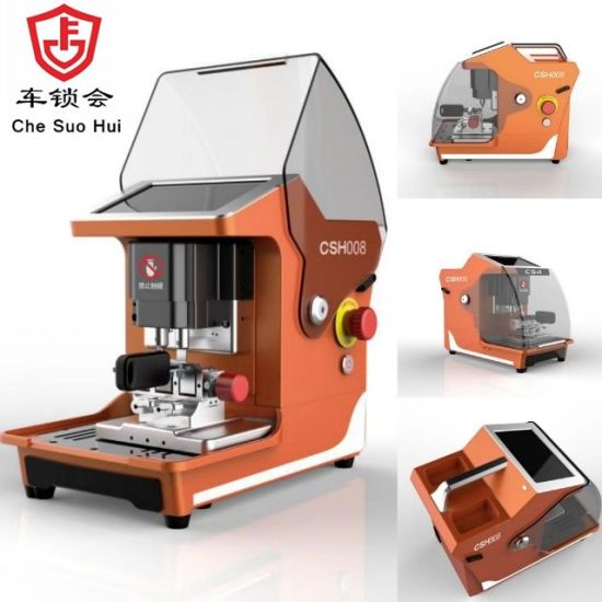 Hot Promotion! ! ! Ce Approved Csh-008 Computerized Automatic Key Machine