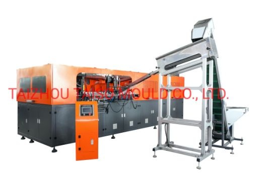 6 Cavities Fully Automatic Bottle/Bottling Blow/Blowing Molding/Moulding Machinery/Machine with Servo Motors