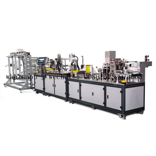 Wholesale Easy Operate Stable Multifunctional N95 Face Mask Machine