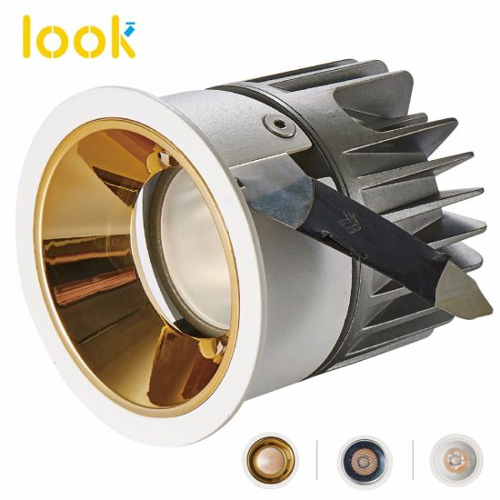 Commercial Dimmable Adjustable Downlight Ceiling Light LED COB