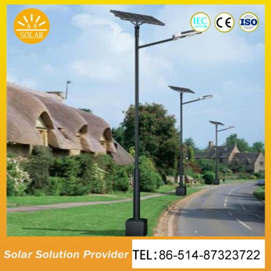 China Low Price Solar LED Street Light for Saudi Arabia - China