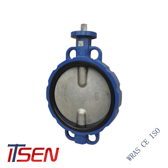 Wafer Type Concentric Butterfly Valve with Bare Shaft Operator / Gear Opreated / Lever Opreated / Electric Opreated