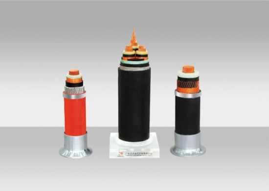 Copper Aluminium Power Cable, XLPE PVC Insulated PVC Sheathed Power Cable, Electric Cable.