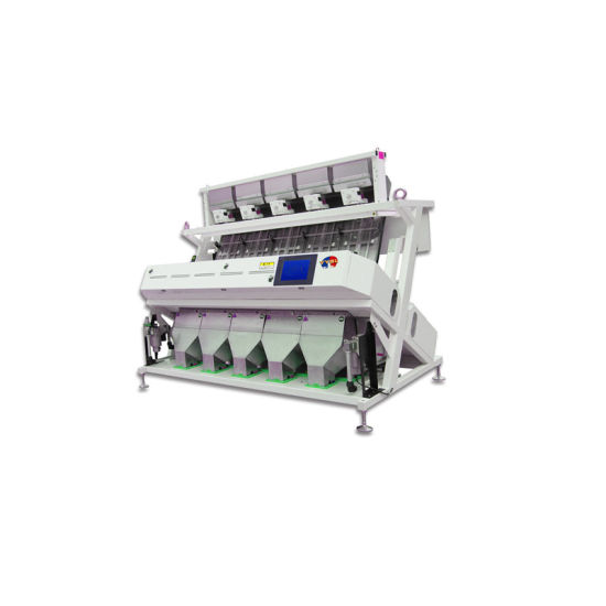 Optical CCD Sesame Cereal Color Sorting Machine Rice Color Sorter for Cereal Used