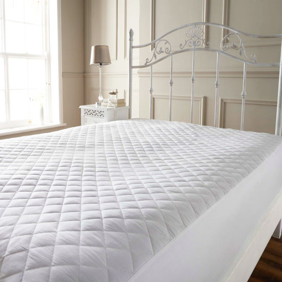 Wholesale High Quality Waterproof Hotel Mattress Topper/ Pad Protector/Cover pictures & photos