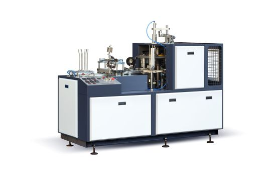 New Paper Cup Machine Open Cam with Chain Lf-70