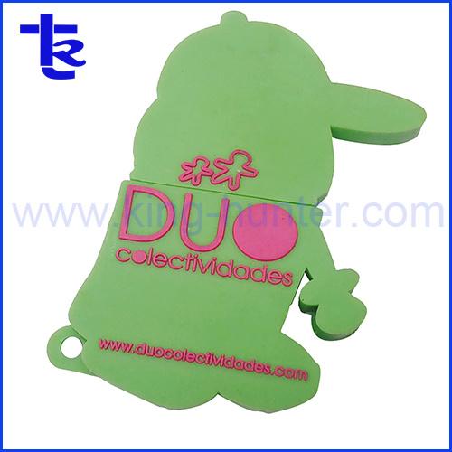 Promotional Custom PVC USB Flash Drive 4GB 8GB