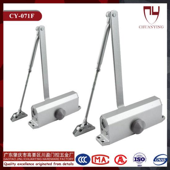 Factory Price Adjustable Aluminum Door Closer