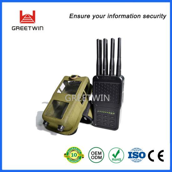 2g 3G 4G Cell Phone Blocker WiFi GPS Jammer Mobile Phone Signal Jammer