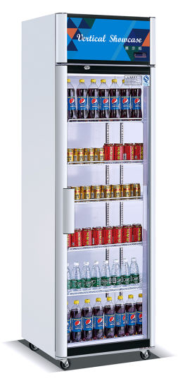 China Table Top Beverage Cooler Display Refrigerator