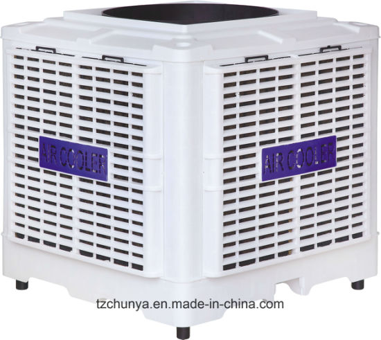High Capacity Cooling and Ventilation System 18000CMH Desert Air Cooler pictures & photos