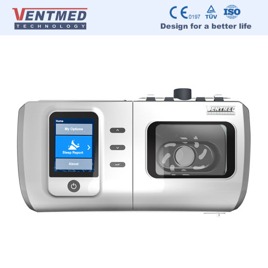 Auto CPAP (Auto Continuous Positive Airway Pressure) Machine with Humidifier
