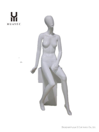 Custom Female Window Display Gary Sit Garment Mannequin