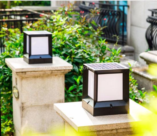 Solar Ed Bollard Lighting System