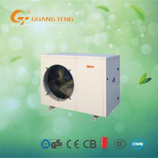 DC Inverter Air to Water Heat Pump with R410A Gt-Skr030kbdc-M10 Water Heater