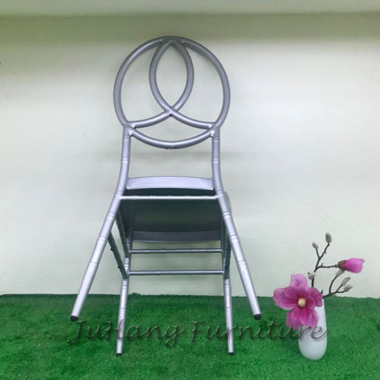 High Quality Matel Wedding Phoenix Chair pictures & photos