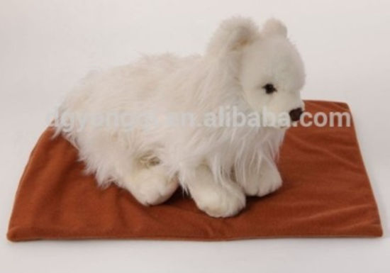 Pet Heating Products Soft Feeling Square Shap Mat