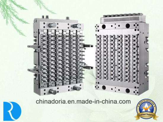 72/Seventy-Two Cavity Hot Runner Sealing/Seal Preform/Perform Mould for Pet Preform