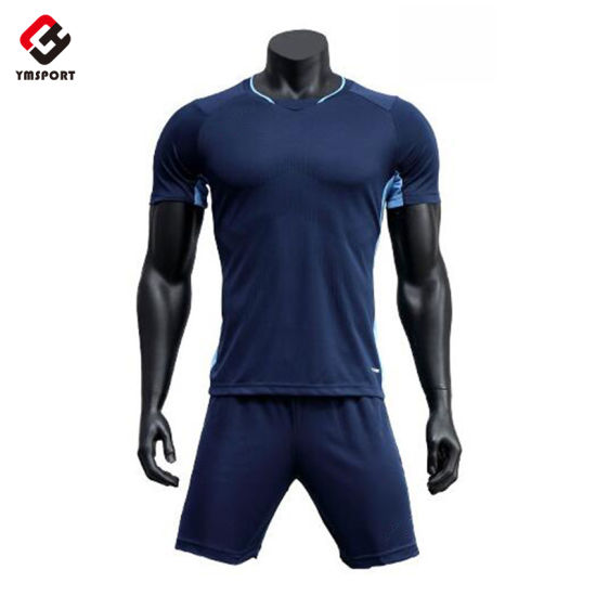 100% Polyester High Quality Sublimation Football Jersey