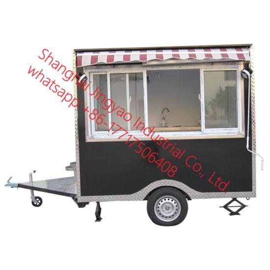 Truck Food Trailer Mini Truck Food Supplier Hors Food Truck