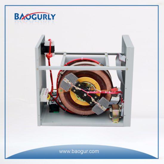 Single Phase Meter display SVC-5000va Servo Motor Voltage Stabilizer