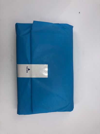 Factory Direct Disposable Delivery Surgical Drape Set/Pack with Eo Sterile pictures & photos