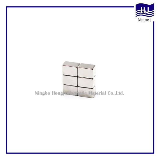 Popular Permanent Rare Earthneodymium Strong Magnet for Industrial