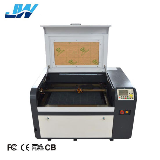 4060 Laser Engraving Machine for Leather/Carpentry/Printing /Packaging /Construction/ Molds/Dies/Crafts/Advertising