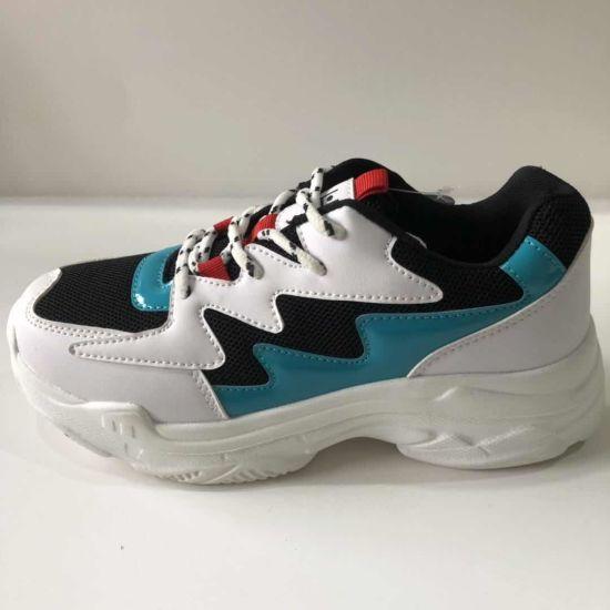 Fashion Sport Shoes Women Footwear Running Shoes Bt0001