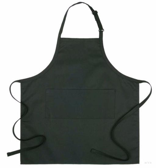 Customized Fashion Kitchen Work Wear Brutcher Apron Chef Uniforms