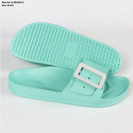 81ad0ebd0745b China Custom Printed EVA Men Cheap Wholesale Slipper Sandal - China ...