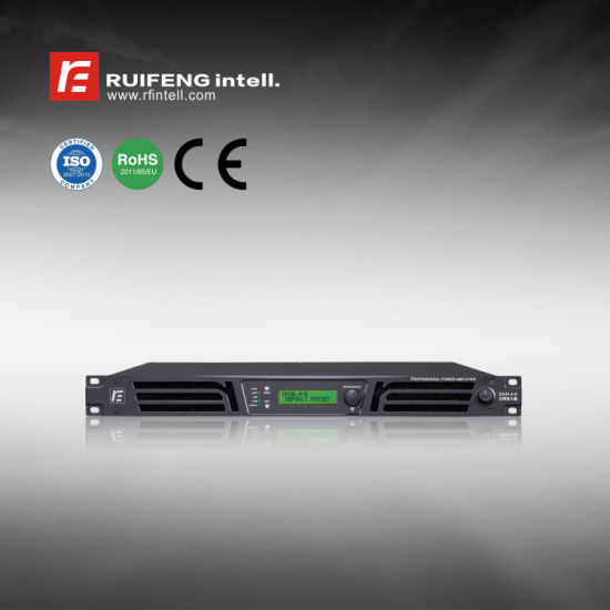 8000W Four Channel Power Amplifier