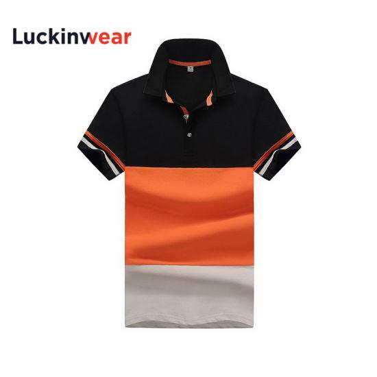 535ee38c862 Wholesale Fashion Mens Polo Shirts Casual Short Sleeve Slim Fit T Shirt &  Polo Shirts