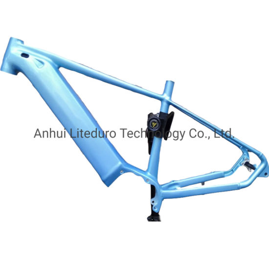 Shimano Steps E8000 Electric Hardtail Mountain Bike Frame Emtb