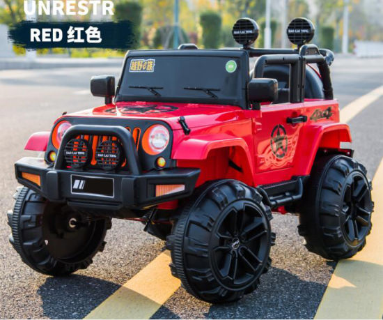 Cars for Kids to Ride Electric Jeep Big pictures & photos