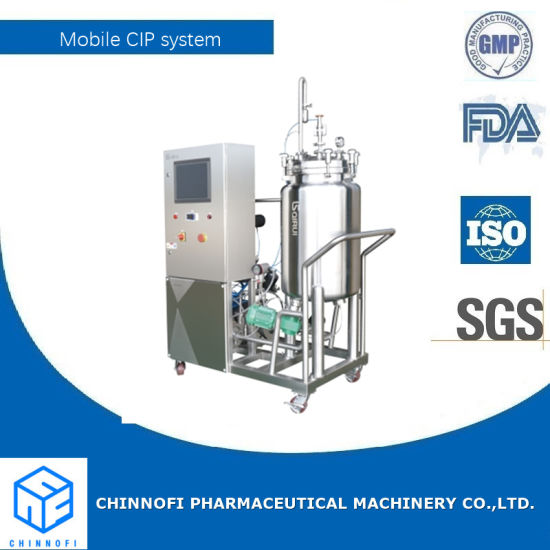 Mobile CIP System (clean in place)