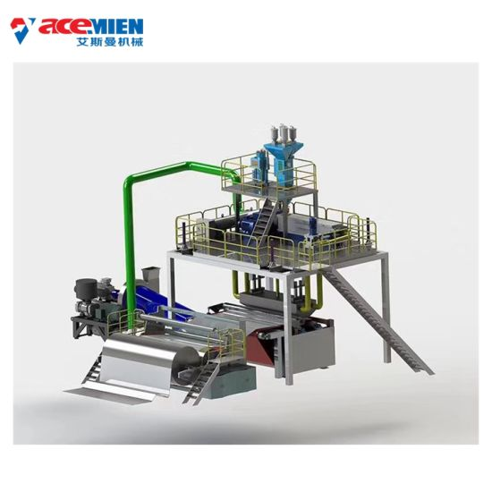 Mask Material Meltblown Nonwoven Fabric Production Line pictures & photos