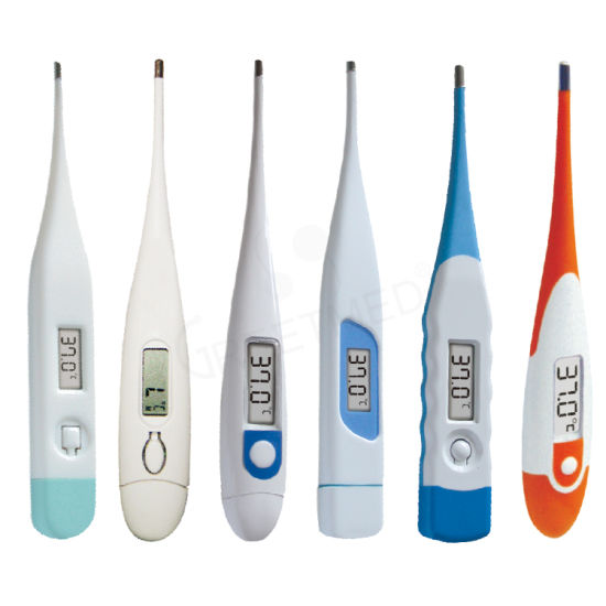 Medical Electronic Digital Clinical Thermometer for Sale